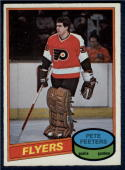 1980-81 O-Pee-Chee #279 Pete Peeters EX/NM RC Rookie Flyers
