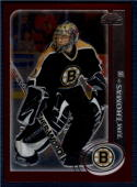 2002-03 Topps Chrome #162 Tim Thomas NM-MT RC Rookie