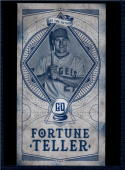 2018 Topps Gypsy Queen Fortune Teller Minis Indigo #FTM-20 Mike Trout NM-MT 69/250 Angels