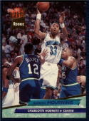 1992-93 Ultra #234 Alonzo Mourning NM-MT RC
