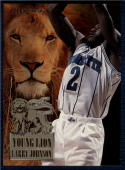 1994-95 Fleer Young Lions #3 Larry Johnson NM-MT
