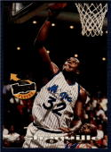1993-94 Topps Stadium Club #358 Shaquille O'Neal FF NM-MT
