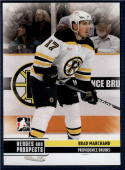 2009-10 In The Game Heroes and Prospects #32 Brad Marchand NM-MT