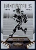 2016 Panini Certified Immortals #132 Emmitt Smith NM-MT 540/999