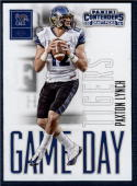2016 Panini Contenders Draft Picks Game Day Tickets #16 Paxton Lynch NM-MT