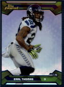 2013 Topps Finest Refractor #16 Earl Thomas NM-MT