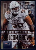 2015 Panini Prestige Rookies Extra Points Red #263 Malcom Brown NM-MT