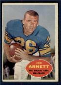 1960 Topps #64 Jon Arnett EX Excellent