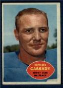 1960 Topps #42 Howard Cassady VG/EX Very Good/Excellent