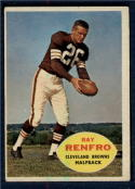 1960 Topps #26 Ray Renfro VG/EX Very Good/Excellent