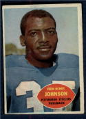 1960 Topps #94 John Henry Johnson VG Very Good