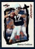 1995 Score #256 Kerry Collins NM-MT RC Rookie Carolina Panthers