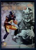 2018 Panini Illusions #16 Antonio Brown/James Washington NM-MT Pittsburgh Steelers