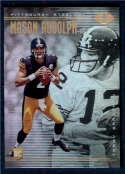 2018 Panini Illusions #28 Mason Rudolph/Terry Bradshaw NM-MT Pittsburgh Steelers