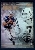 2018 Panini Illusions #75 Andrew Luck/Bert Jones NM-MT Baltimore Colts/Indianapolis Colts