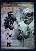 2018 Panini Illusions #79 Carson Wentz/Michael Vick NM-MT Philadelphia Eagles