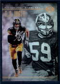 2018 Panini Illusions #83 Jack Ham/T.J. Watt NM-MT Pittsburgh Steelers