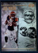2018 Panini Illusions #84 Ickey Woods/Joe Mixon NM-MT Cincinnati Bengals