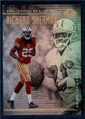 2018 Panini Illusions #86 Deion Sanders/Richard Sherman NM-MT San Francisco 49ers