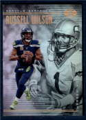 2018 Panini Illusions #93 Russell Wilson/Warren Moon NM-MT Seattle Seahawks