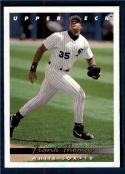 1993 Upper Deck #555 Frank Thomas NM-MT Chicago White Sox