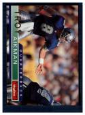 1995 SkyBox Impact #34 Troy Aikman NM-MT Dallas Cowboys