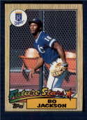 1987 Topps #170 Bo Jackson NM-MT RC Rookie Kansas City Royals
