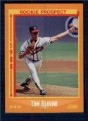1988 Score #638 Tom Glavine RP NM-MT RC Rookie Atlanta Braves