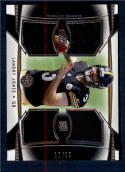 2013 Topps Prime Copper Quad Relics #QR-LJ Landry Jones NM-MT MEM 12/99 Pittsburgh Steelers