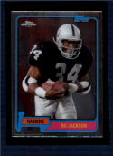 2015 Topps Mini Chrome 60th Anniversary #T60-BJ Bo Jackson NM-MT Los Angeles Raiders