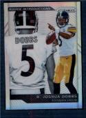 2017 Panini Prizm Rookie Introductions Prizm #24 R. Joshua Dobbs NM-MT Pittsburgh Steelers