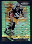 2018 Panini Prizm Prizm Green #238 Jaylen Samuels Rookie NM-MT Pittsburgh Steelers