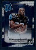 2017 Donruss Optic #169 Leonard Fournette Rated Rookie NM-MT Jacksonville Jaguars