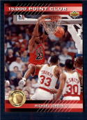 1992-93 Upper Deck 15000 Point Club #PC4 Michael Jordan NM-MT Chicago Bulls