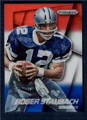 2014 Panini Prizm Red White and Blue Prizm #147 Roger Staubach NM-MT Dallas Cowboys