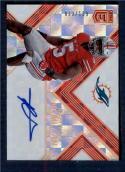 2017 Panini Elite Elite Rookie Autographs Red #22 Raekwon McMillan NM-MT Auto 33/199 Miami Dolphins